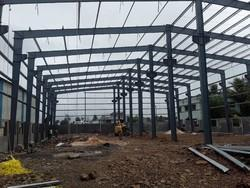 Steel PEB Pre Engineering Building
