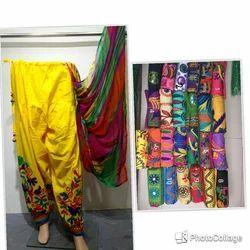 Patiyala Cotton Suit