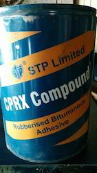 STP CPRX Compound - Rubberised Bituminous Adhesive
