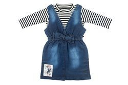 Hunny Bunny Denim Dress