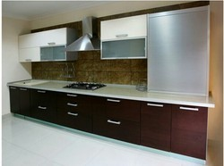 Sleek Modular Kitchens