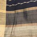 Jamdani Raw Silk Saree