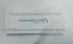 Olanzapine 2.5 Mg Tablet