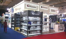 Stall Designing Exhibition Services