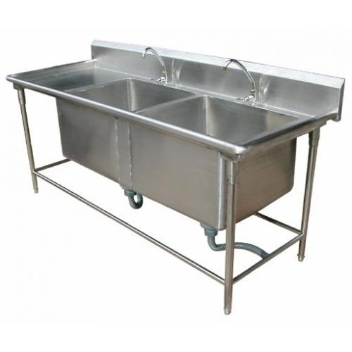 Rectangular Double Sink Table, Rs 18000 /unit, United