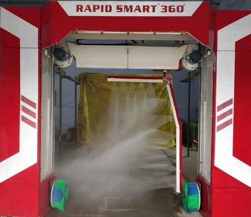 Automatic 360 Touchless Car Wash System