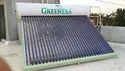 Solar Water Geyser