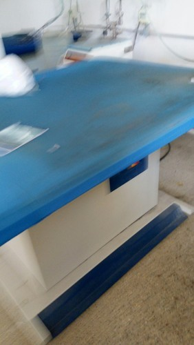 Second Hand Vaccum Ironing Table And Boiler