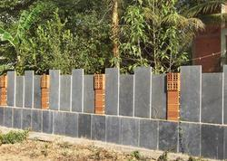 School Compound Wall