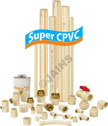 Jain CPVC Pipe Fittings