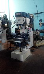 Single Spindle Drilling and Tapping Machines