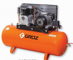 Continued Reciprocating Air Compressors