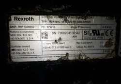 Rexroth Servo Motor Repair