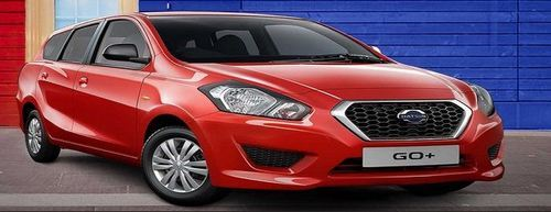 Datsun Go Plus Car View Specifications Details Of Datsun Cars By