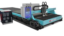 SS CNC Plasma Cutting Machine