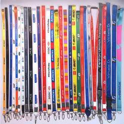 Multi Color Lanyards