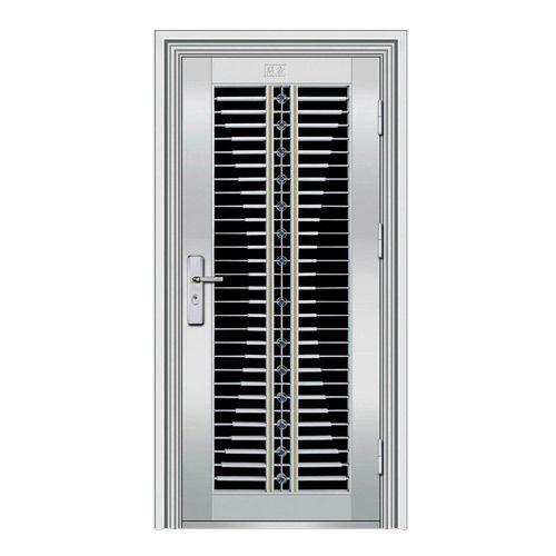 Stainless Steel Main Door  sc 1 st  IndiaMART & Stainless Steel Main Door at Rs 25500 /piece   SS Door - Narang ... pezcame.com