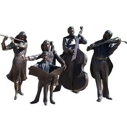 FRP Music Group Statue