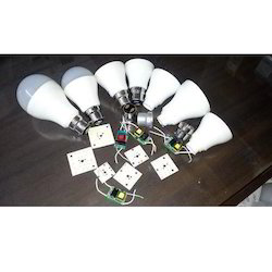 9W Philips Type LED Raw Material with Aluminium B22 Cap