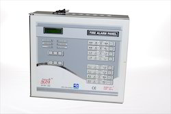 Palex 8 Zone Fire Alarm Panel, Model: PSS-08Z