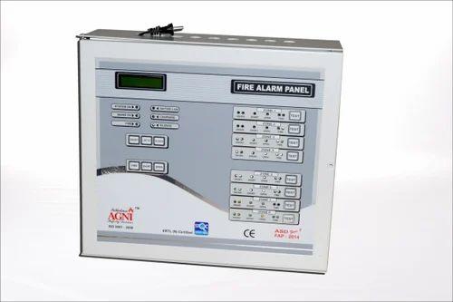 Palex 8 Zone Fire Alarm Panel, Model: PSS-08Z