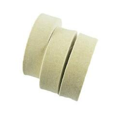 Polishing felt wheels