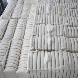 Natural White Organic Cotton Bale, For Spinning