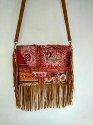 Embroidery Multicolor Handmade Banjara Bags