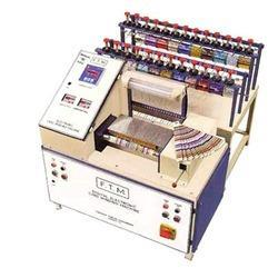 Shade Card Winding Machine