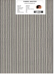PC Stripe Fabric FM000342