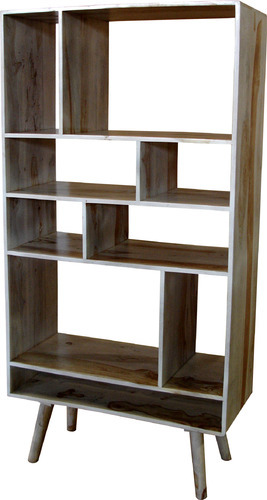 Indian Furniture Wooden Book Case Wooden Furniture Exporter From