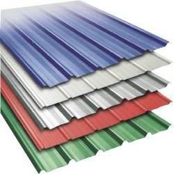 Tata Galvanized Roofing Sheets In Chennai Latest Price