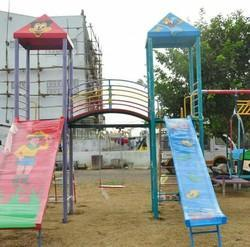 2 Stage Slider Multi Play Systems