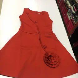 Girls One Piece Dress