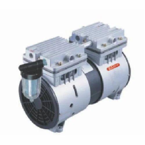 Piston Dry Vacuum Pumps