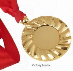 Glossy Finish Gold Medal
