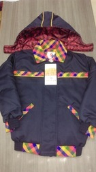 Hood Jacket For Schools