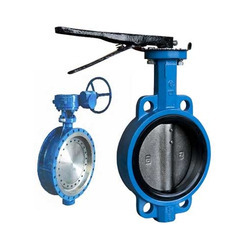 Center Disc Butterfly Valves