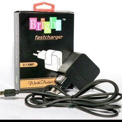 Bright 2.1 Amp Fast Charger
