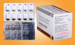 Divalproex Sodium Extended Release Tablets IP 250 mg