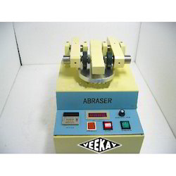 Rotary Taber Abrasion  Tester