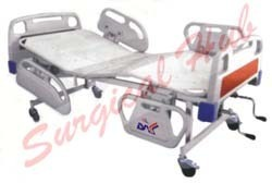 Hospital Fowler Bed (ABS Panels)