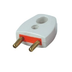 Pride 2 Pin Plug Top