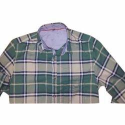 Checks Casual Mens Cotton Check Shirt