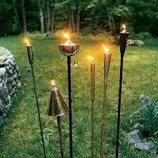 Decorative Garden Torches