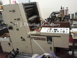 Used Fuji 52 Single Color Offset Printing Machine