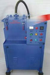 Centrifugal Filter System For Pyrolysis Oil