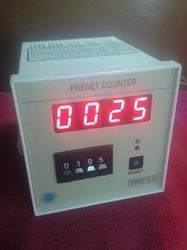 Digital Preset Counter