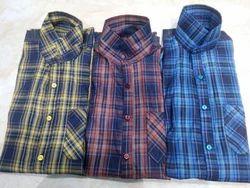 Check Casual Shirts