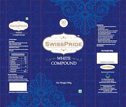 Swiss Pride Milk Compound Slabs